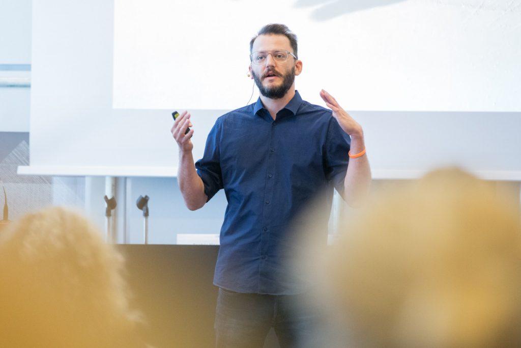 Vortrag Robert Franken