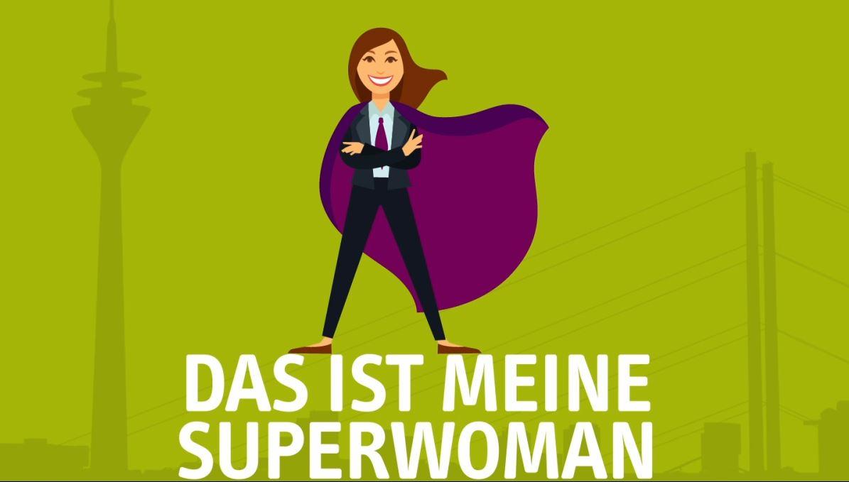 Superwomen Unternehmerinnen