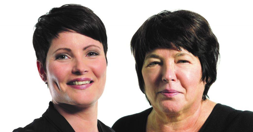 Janina und Marion Wagenfeld