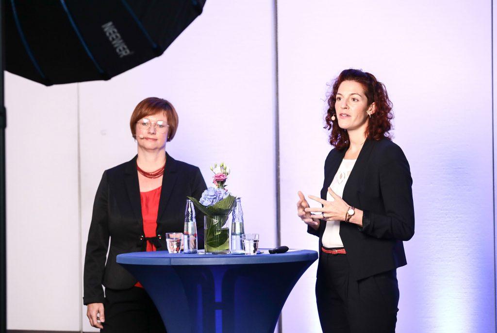 women2BUSINESS, Referentinnen zum Thema Job-Sharing