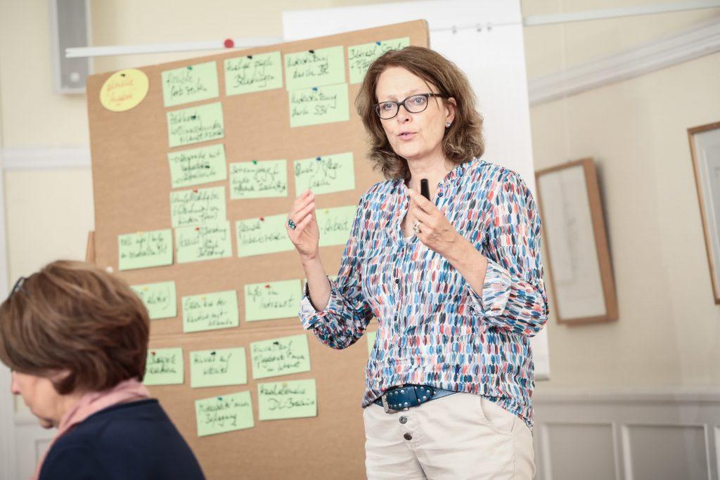 Web-Seminar Pflege