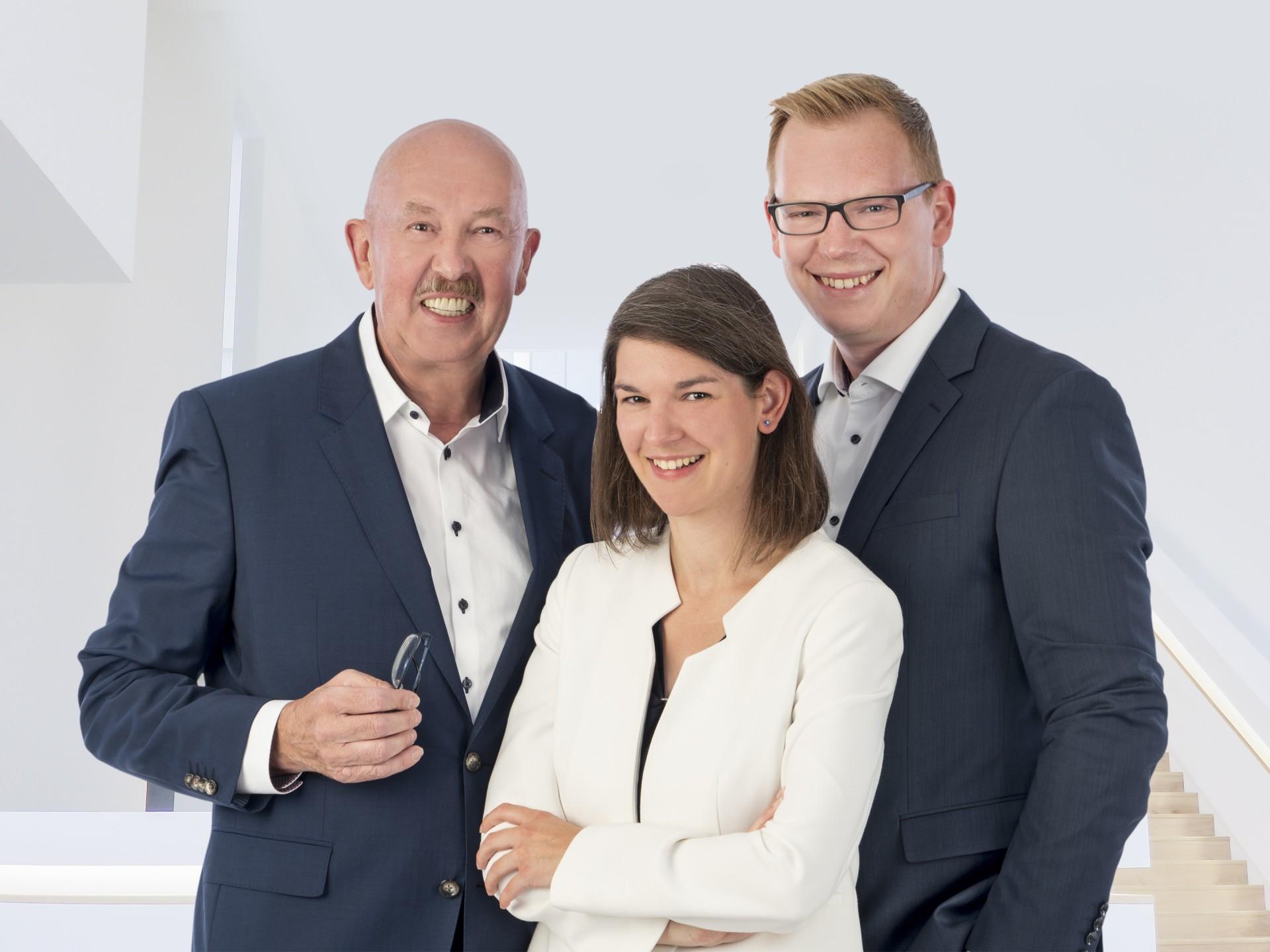 Unternehmen Familie Dücker Group, die Geschäftsführung