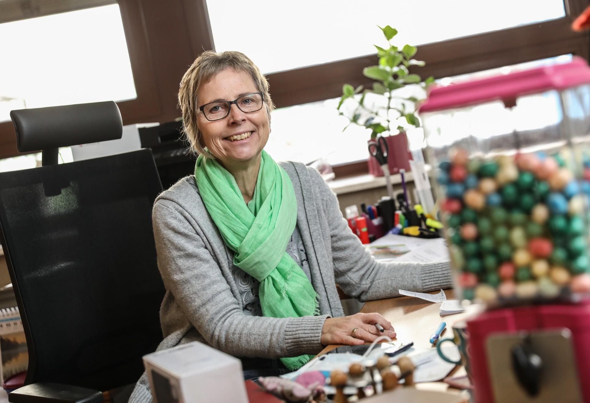 Unternehmen Familie Dücker Group - Porträt Claudia Thienenkamp