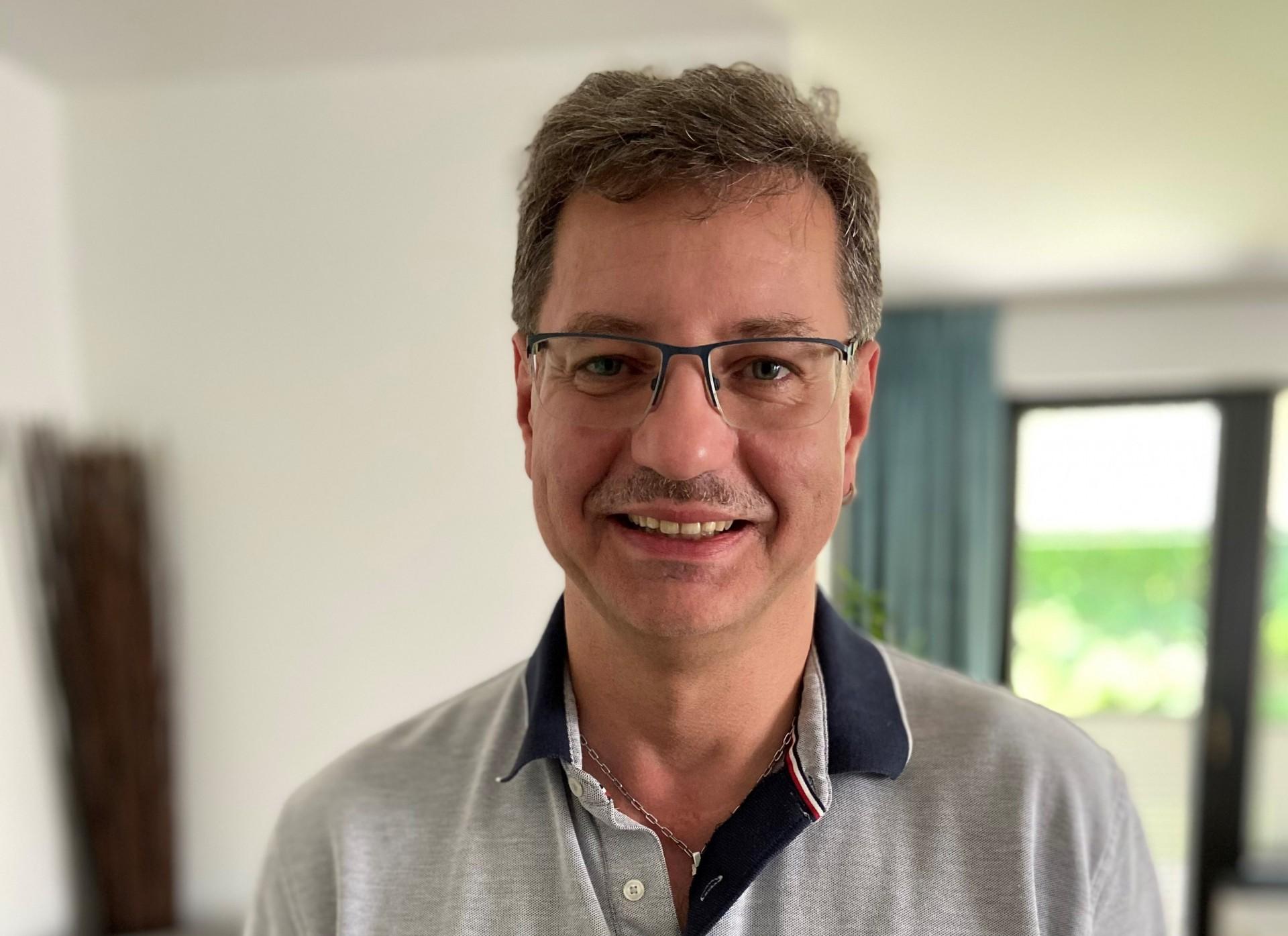 pflegende Beschäftigte: Thomas Draganski